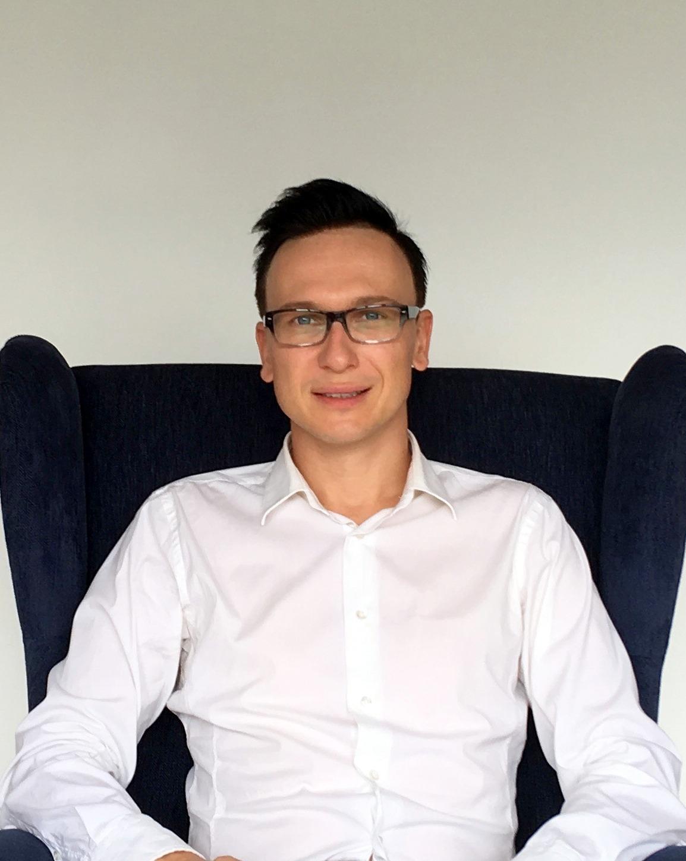Daniel Melerowicz – psycholog, psychoterapeuta