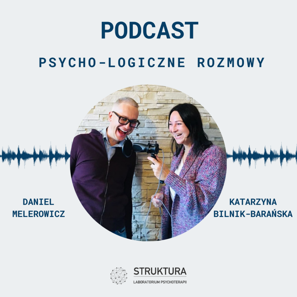 Podcast psycho-logiczne rozmowy
